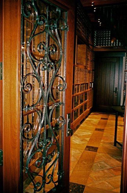 Farmhouse Wine Cellar by InterDesign Studio