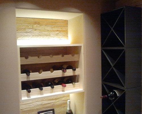Modern Wine Cellar Seattle SaveEmail