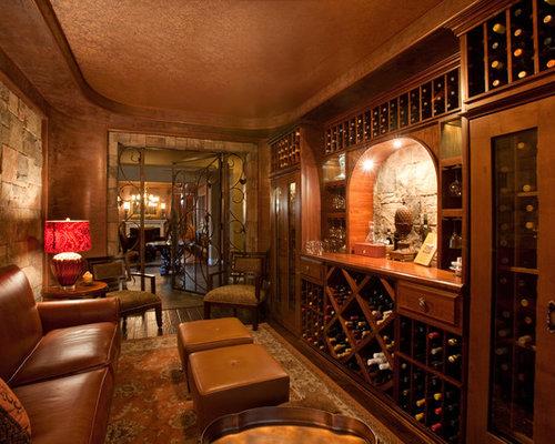 Best Wine Cellar Cigar Humidor Design Ideas & Remodel Pictures | Houzz