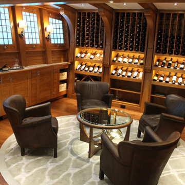 Wine Room Overview