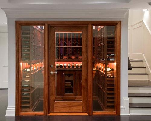 Best Under Stairs Wine Cellar Design Ideas & Remodel Pictures | Houzz