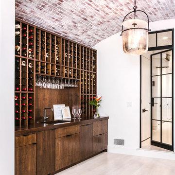 Wine Room - Thomson & Cooke Architects