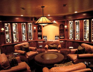 Wine Room w/Seating