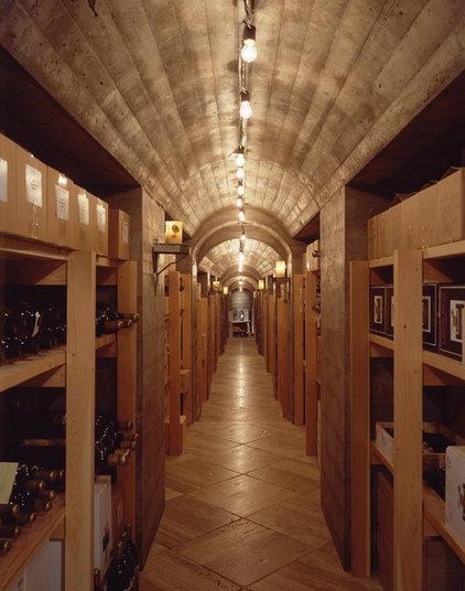 Industrial Wine Cellar by Krannitz Gehl Architects