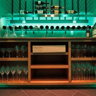 Woodinville WA wine cellar,  FJC