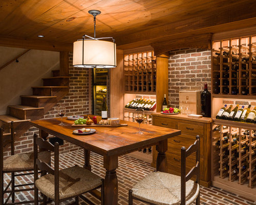 Https Www Houzz Com Photo  Wine Room Traditional Wine Cellar New York