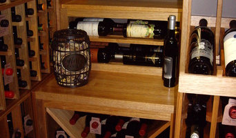 X-Bin Custom Wine Racks Texas; for Bulk Storage