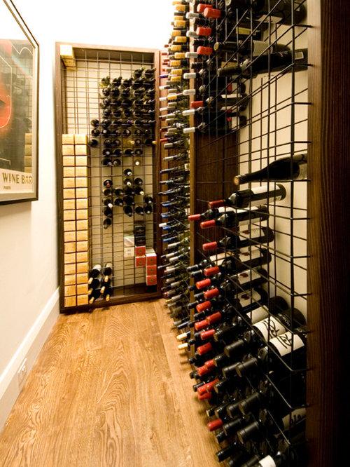 Photos et id es d co de caves vin studio city for Cave a vin moderne