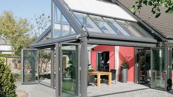 Glashaus Wohn-Wintergärten