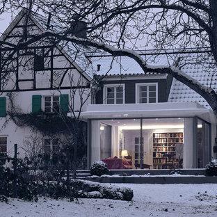 """""""Wintergarten"""", Anbau an Bergisches Fachwerkhaus"""