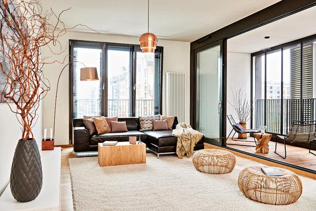 Modern Wohnbereich by Michael Pfeiffer Fotografie