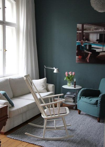 Eklektisch Wohnzimmer by AnneLiWest|Berlin