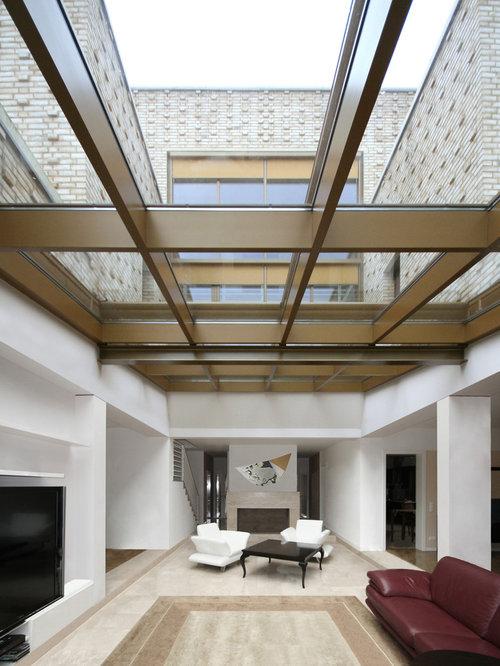 mediterrane wohnzimmer ideen, design & bilder | houzz - Wandfarben Wohnzimmer Mediterran