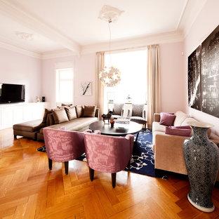 Altbausanierung - Wohnzimmer