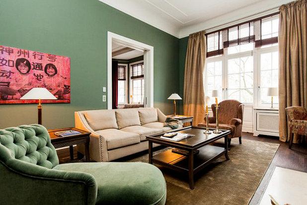 Klassisch Wohnzimmer by Julia Korzilius Fine Interiors