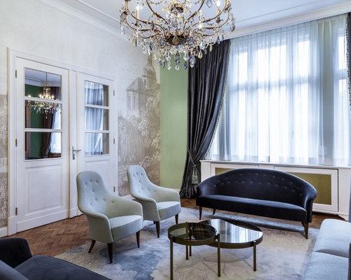 Große Wohnzimmer - Ideen, Design, Bilder & Beispiele