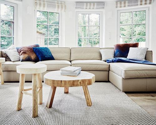 wohnzimmer skandinavischer stil: wohnen im landhausstil roomido. - Skandinavisch Wohnen Wohnzimmer