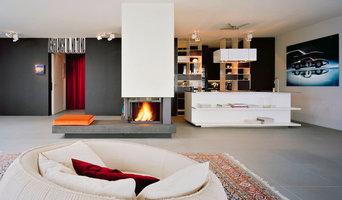 Apartment in Stuttgart - Wohnzimmer