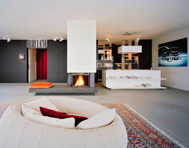 houzzbesuch italienische l ssigkeit in stuttgarter hanglage. Black Bedroom Furniture Sets. Home Design Ideas
