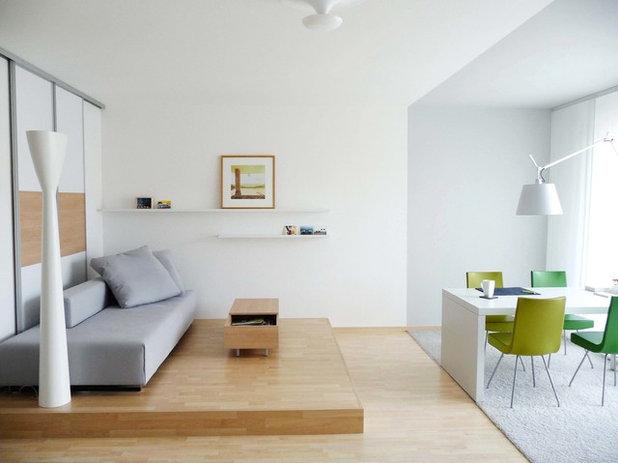 Modern Wohnzimmer By Raumkleid | Anke Preywisch