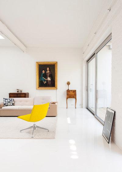 Modern Wohnbereich by Carolin Hirschfeld Fotodesign