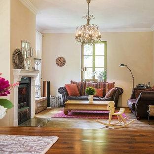 zimmer renovierung und dekoration schoner wohnen landhausstil wohnzimmer, landhausstil wohnzimmer ideen, design & bilder | houzz, Innenarchitektur