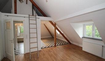 Ausbau Dachgeschosswohnung einer Gründerzeitvilla