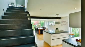 Beispiel Home Styling - Offene Wohnküche