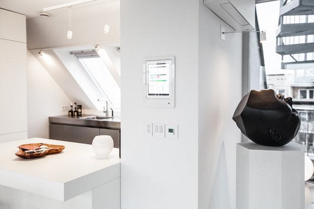 Modern Wohnbereich By Studio Lux Berlin