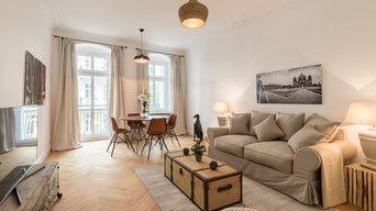 Berliner Altbauwohnung modernisiert