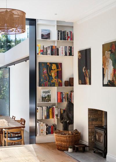 Modern Wohnbereich by Finkernagel Ross GmbH