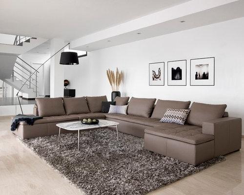 Wand-Ideen Wohnzimmer - Ideen & Bilder   HOUZZ