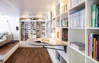 Das Bücherregal aufräumen – eine Professional Organizerin gibt Tipps