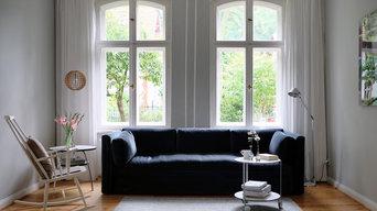 Cornforth White – Feines und elegantes Grau für den Wohnbereich