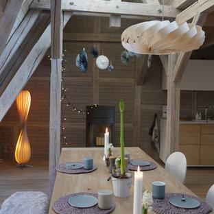 Dachgeschoss- Ausbau mit Massivholz