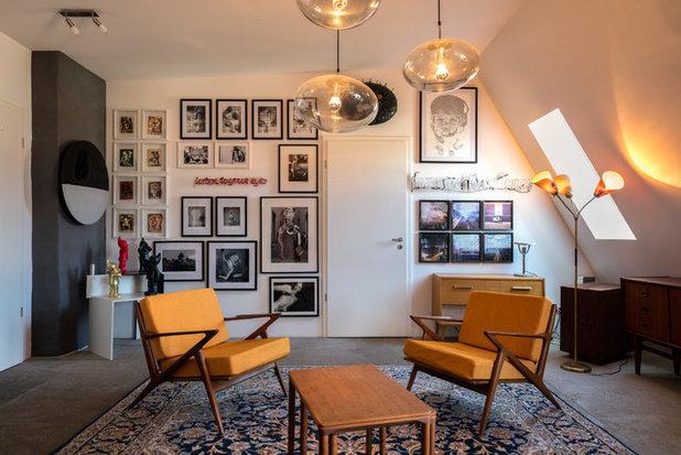 Eklektisch Wohnbereich by Klemens Renner