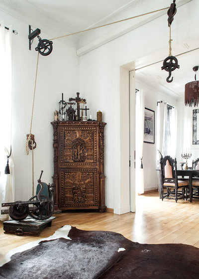 Houzzbesuch: Nightmare on Brunnenstreet – Gothic-Apartment in Berlin