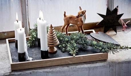 24 kreative Ideen für Weihnachtsdeko zum Selbermachen