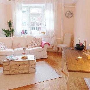 Das Wohnzimmer erstrahlt in neuer Anordnung