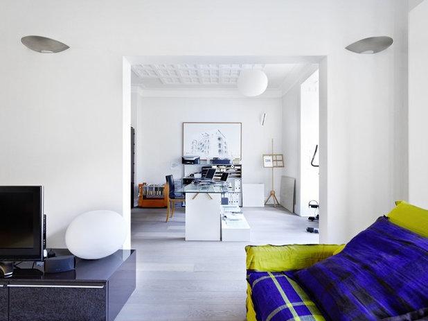 Modern Wohnbereich by Sarah Maier Handgewerke GmbH