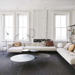 Best Salons Modernes Contemporary - House Interior ...