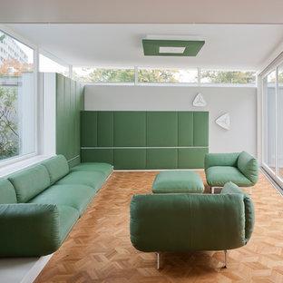 Salon moderne Berlin : Photos et idées déco de salons