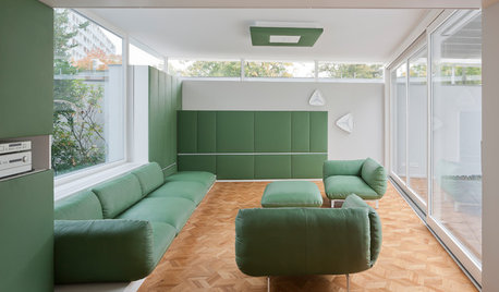 Houzz Tour: A Contemporary Revamp of a 1950s Home