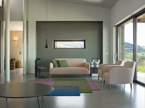 Modern Wohnbereich by Verzelloni