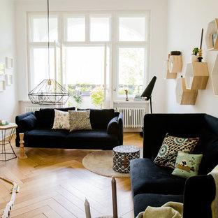 Ein Hauch von Kapstadt: Modernes Design trifft Gründerzeit-Wohnung