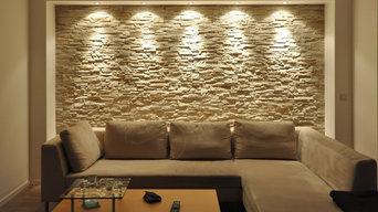 Ein Wohnzimmer im richtigem Licht