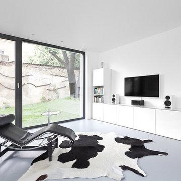 Einfamilienhaus Architektur in Dresden