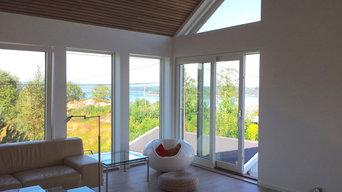 Einfamilienhaus Bergen Norwegen