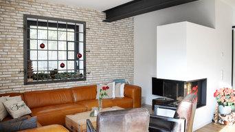 Einfamilienhaus im modern Loft-Design