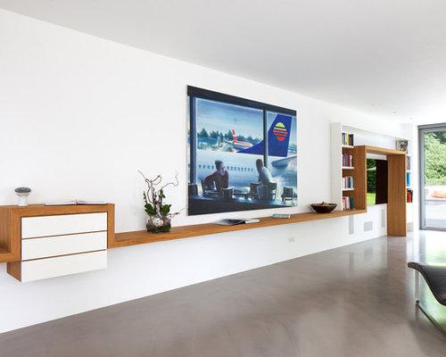 Moderne Wohnzimmer - Ideen, Design, Bilder & Beispiele Grose Moderne Wohnzimmer
